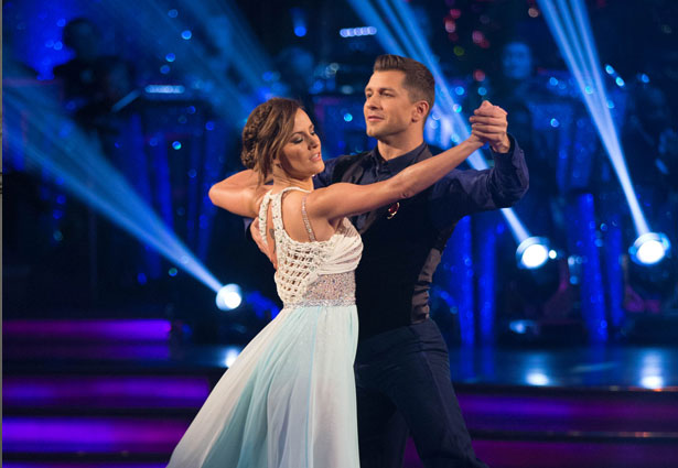 Pasha and Caroline, Strictly Come Dancing