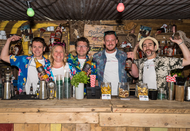 Mixology Rum Shack on Hove Lawns © Julia Claxton