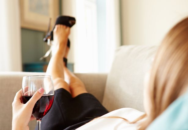 woman-red-wine-legs