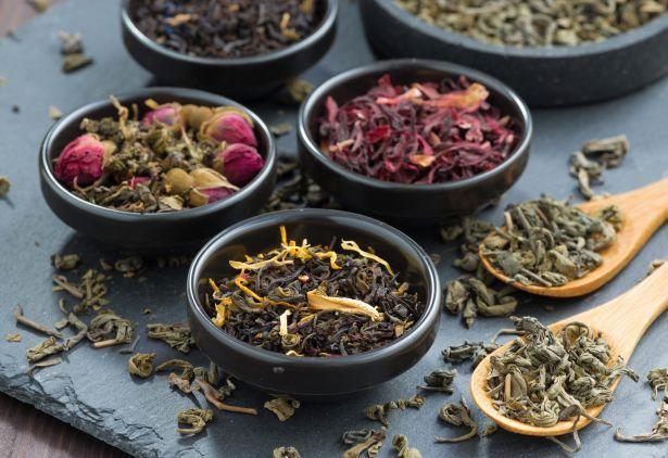 loose tea herbal drink