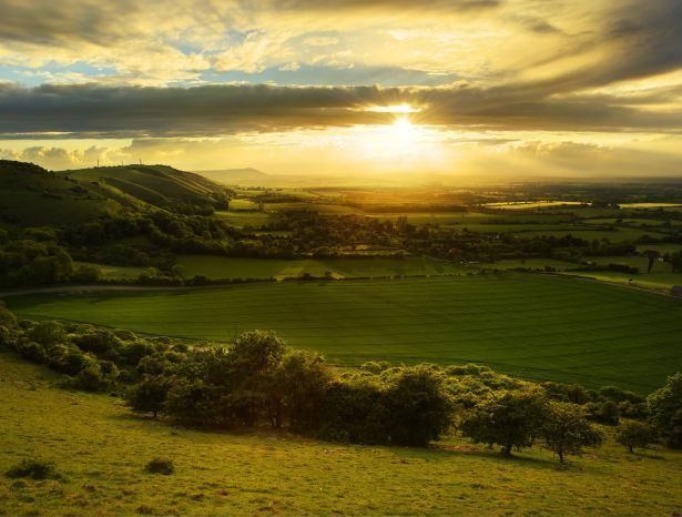 sussex sun country
