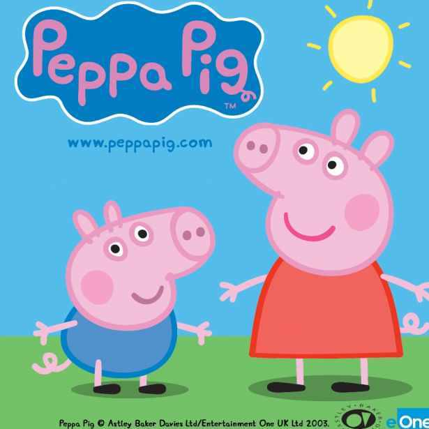 Peppa George Listing Artwork - small